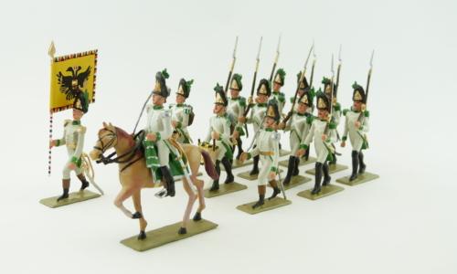 Mittrowsky's Austrian Grenadiers