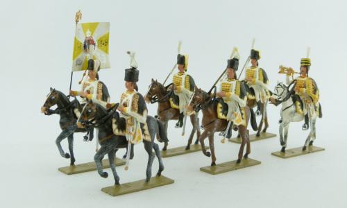 Hussars Von Koehler (1808)