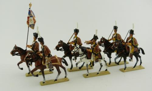 Hussars Von Werner