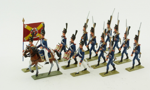 Portuguese artillerymen 1806